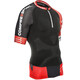 Compressport Trail Running V2 Shirt Men Black